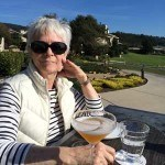 Sheila May at Pebble Beach