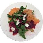 Composed Winter Citrus Salad