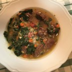 farro beef soup mediterranean diet