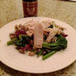 cranberry and tuna salad