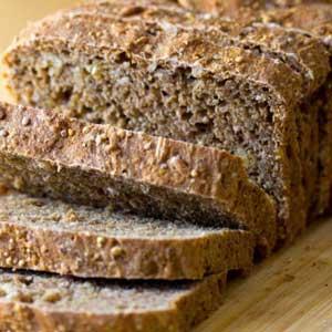ancient grains spelt bread