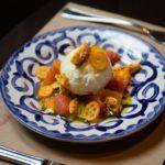 Pat Clark's Olive Oil Affogato from Marta Restaurant