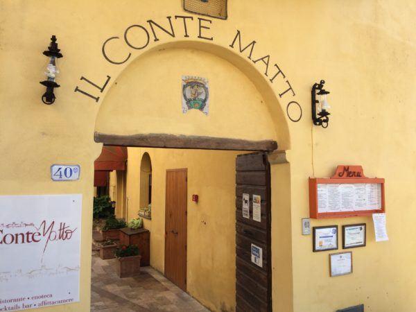 Il Conte Matto - Trequanda
