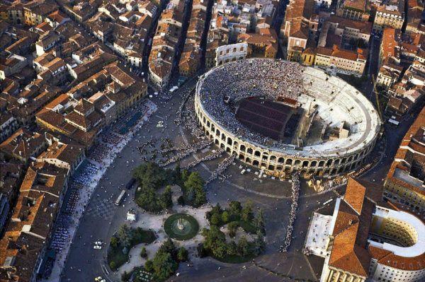 Arena in Verona