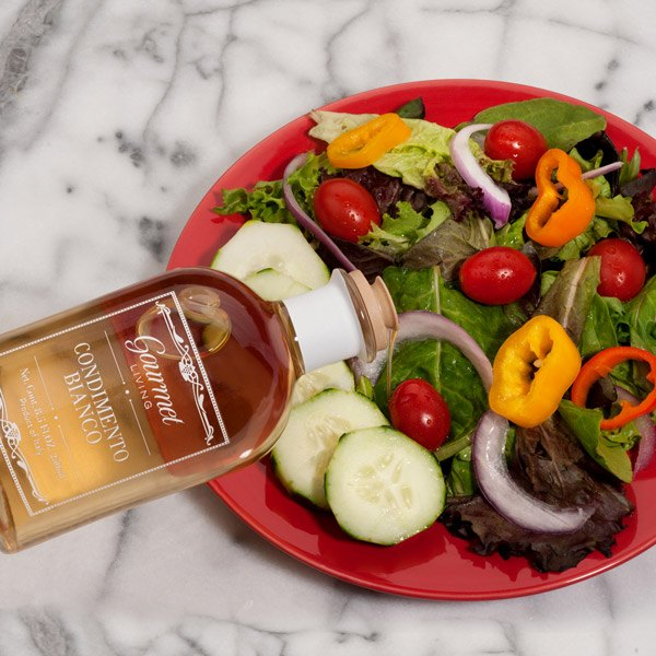 white balsamic vinegar condimento bianco
