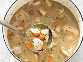 Chicken Stew from Cook's Illustrated