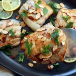 Nigella Lawson's Cod with Toasted Almonds