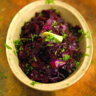 Red Cabbage from Jaime Oliver