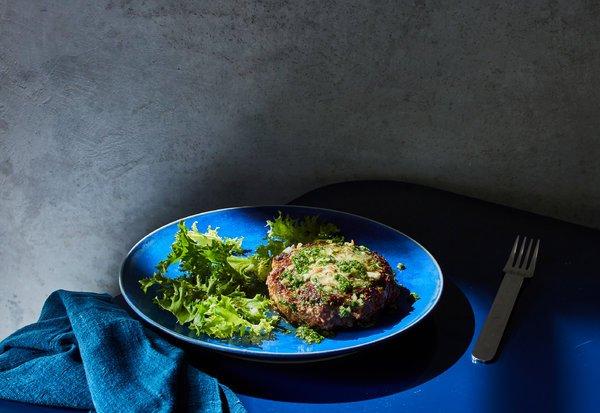 Updated Salisbury Steak from Tamar Adler