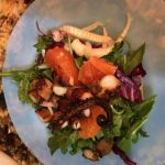 Smoked Octopus and Citrus Salad
