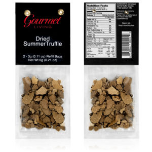 truffle refills front and back
