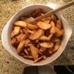 filing for apple pie