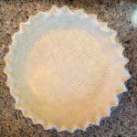 dough for apple pie