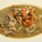 pheasant soup recipe