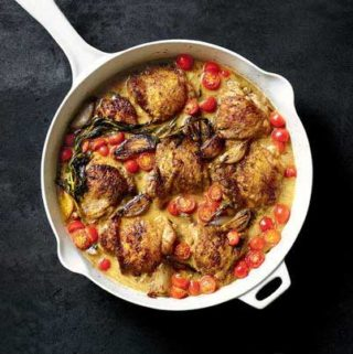 chicken shallot recipe