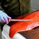 salmon smoked on weber