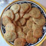 mustard cheddar crackers