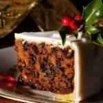 royal christmas cake