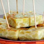 spanish tortilla for appetizers